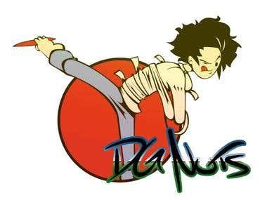 DG Nuts Logo