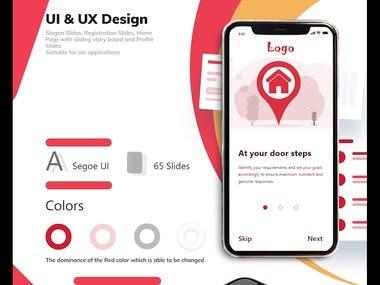 Available Ui & Ux Design