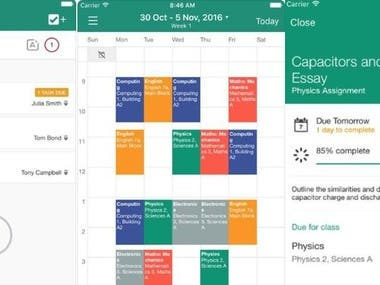 Planner App