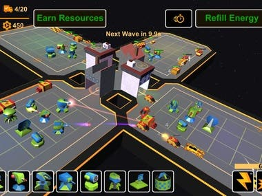 Complete game for Windows and Android