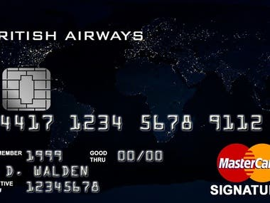 Debit Card Design