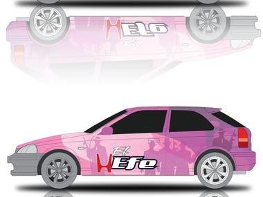car warp