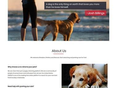 Puppy site