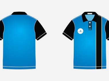 T-shirt Designed for Fast loan excecutive Company.