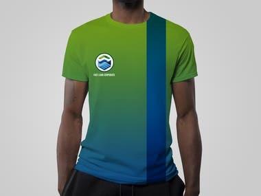 t_shirt design work