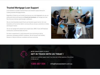 Loan Assistant (https://www.loanassistant.com.au)