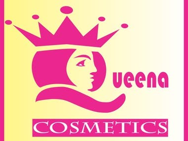 Queena Cosmetics Logo