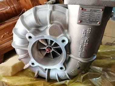 Sourcing Ship spares: ABB turbo