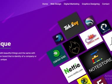 Beentre - Website, Digital Marketing & Graphics Designing