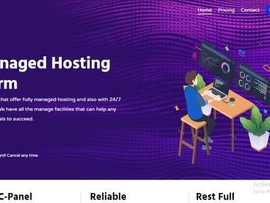 Netfie - Managed Hosting Provider