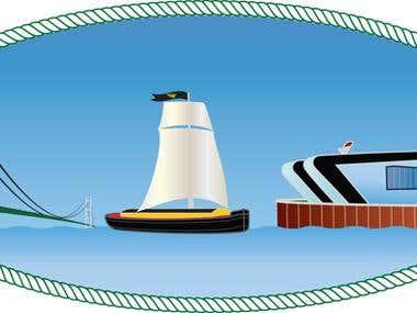 Logo For Barton Haven Regeneration Project