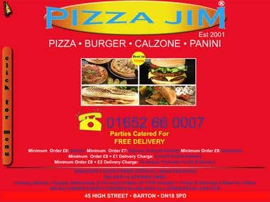 PizzaJim.co.uk