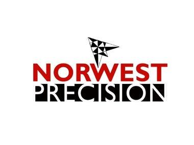 Northwest Precision corporate identity