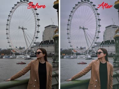 Lightroom Photoshop image