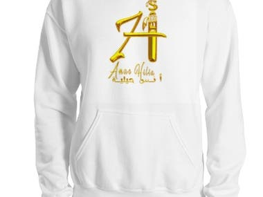 I can creat you Own logo that you can put it in your hoodie.