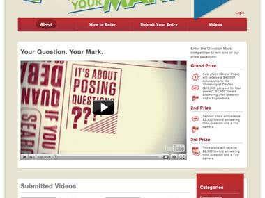 Udayton video contest