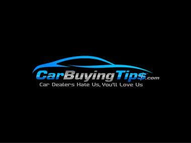 Car Buying Logo