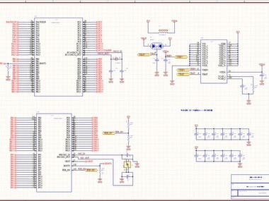 STM32F103 Schematic file