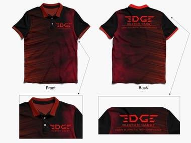 Sublimated Shirt Design