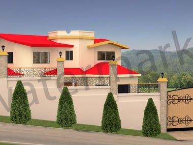 3D Modeling For Architectural Rendering