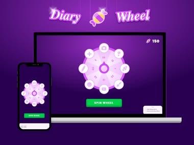 CandyWheelDiary