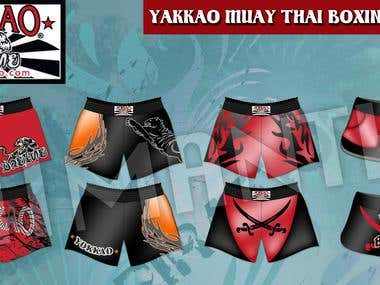 Womens Boxing Shorts