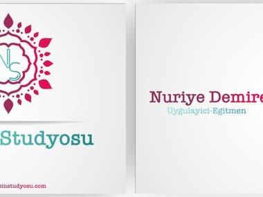 Nuris'in Studyosu Kartvizit