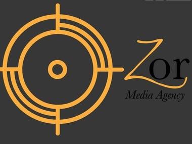 Zor Media Logo