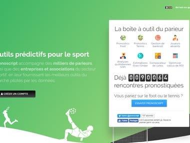 Predictive tools for sport