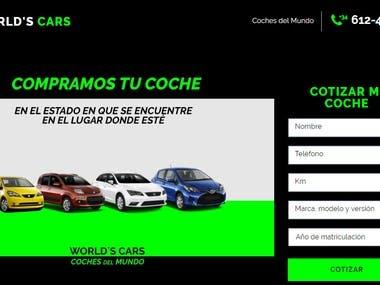 Programacion aplicación web para la cotización de coches