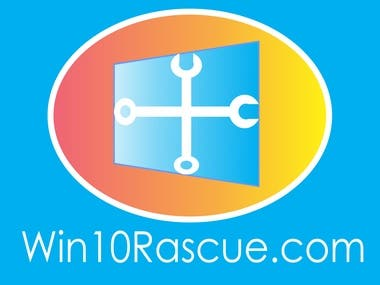 Win10Rascue.com Logo