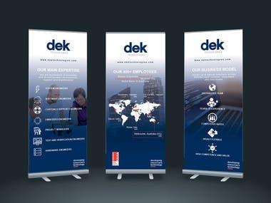 3x banner designs