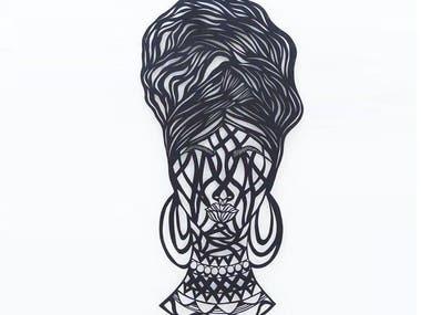 Alina Papercut