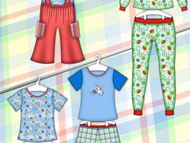 Children's Wear Designs