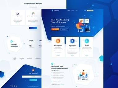Elementor Website Design.
