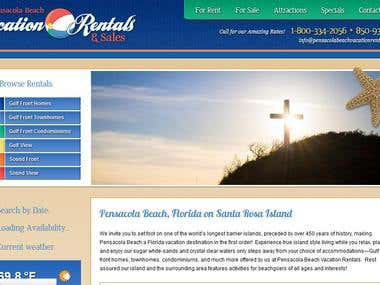 Pensacola Vacation Rentals