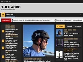 Full Website Creation - thepword.in