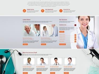Augustine FMC Web Design