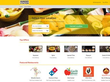 Restaurant Order System