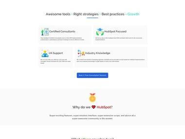 Digital34 Website