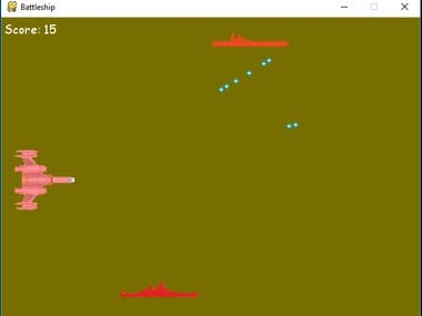 Battleship Game using Python