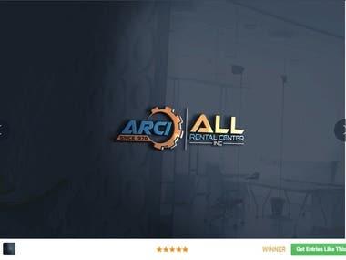 All Rental Center Inc Company Logo