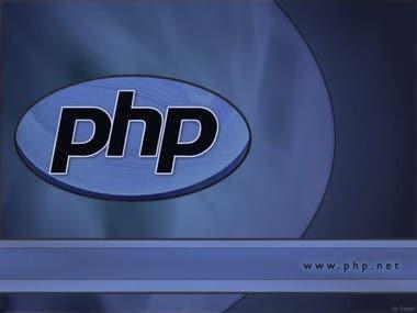 PHP/Laravel Developer