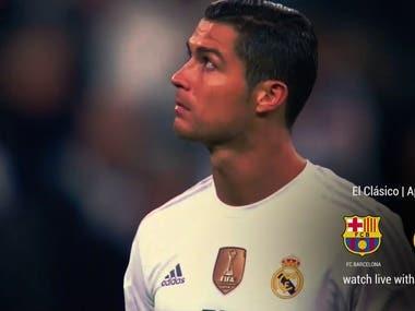 "El Clasico ""Sending a Message"" Match Promo"