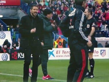 Real Madrid vs. Atletic Madrid Match Promo