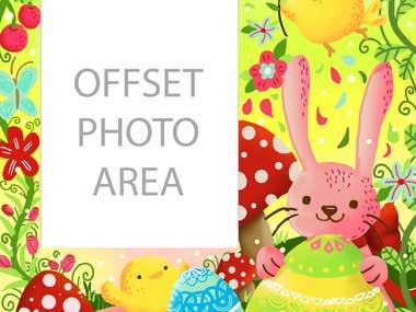 Easter Photo Frame