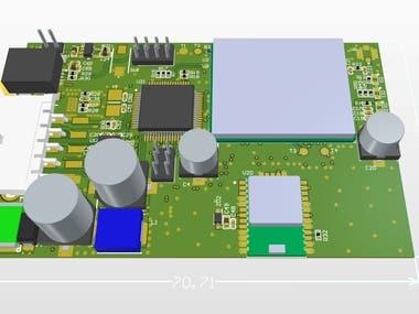 GPS tracker(Hardware & Firmware)