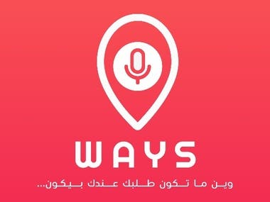 WAYS delivery app
