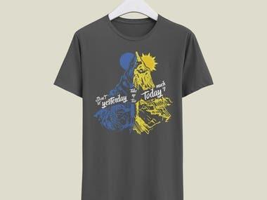 T-Shirt Design Illustrator