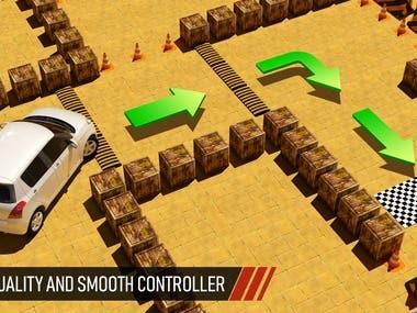 Car Parking Master: Driver 3D